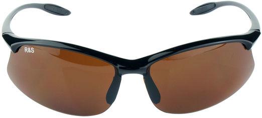 Акция на Поляризационные очки Road&Sport RS7020B солнцезащитные Коричневые (6902303345311) от Rozetka