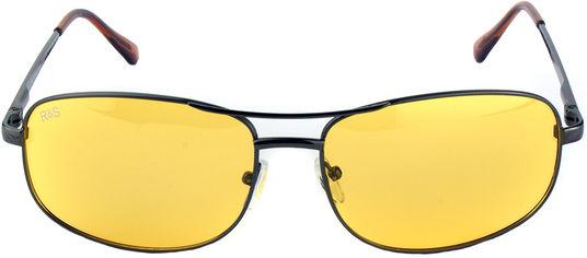 Акция на Поляризационные очки Road&Sport RS50812Y солнцезащитные Желые (6902303345274) от Rozetka