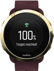 Спортивные часы Suunto 3 G1 Burgundy (ss050054000) от Rozetka