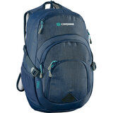 Рюкзак CARIBEE Chill 28 Abyss Blue/Navy (60682) от Foxtrot