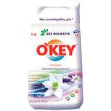 """Стиральный порошок O'KEY """"Universal"""" 6 кг (4820049381801) от Foxtrot"""