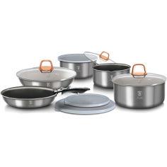 Акция на Набор посуды BERLINGER HAUS 12 пр (BH 6102) от Foxtrot