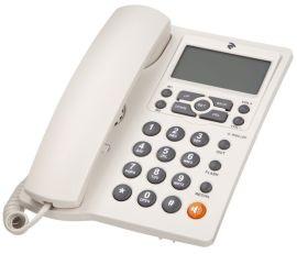 Телефон шнуровой 2E AP-410 White от MOYO
