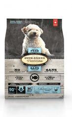 Сухой корм для собак малых пород Oven-Baked Tradition беззерновой из свежего мяса рыбы 2.27 кг (9801-5-PB) от Stylus