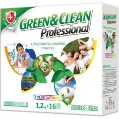 Стиральный порошок GREEN&CLEAN Professional color automat (GCL00997) от Foxtrot