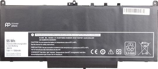 Акция на Аккумулятор PowerPlant для ноутбуков Dell Latitude E7270 (J60J5) 7.6V 7200mAh (NB441143) от Rozetka