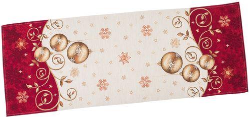Дорожка на стол гобеленовая Limaso новогодняя Новогоднее чудо 45x140 (ROZ6205216947) от Rozetka