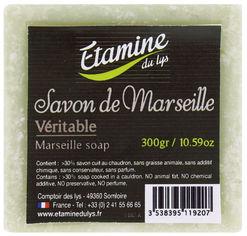 Мыло Etamine du Lys Марсель 300 г (3538395119207) от Rozetka