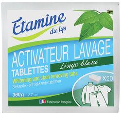 Таблетки для устранения пятен и отбеливание Etamine du Lys 20 шт (3538394913035) от Rozetka
