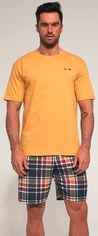 Пижама Cornette 326-20/91 Alex L Желто-синяя (5902458147182) от Rozetka