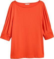Блузка H&M 6096507 L Оранжевая (AB5000000413218) от Rozetka