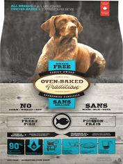 Сухой корм Bio Biscuit Oven-Baked Tradition беззерновой для собак со свежим мясом рыбы 2.27 кг (669066098019) от Rozetka