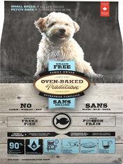 Сухой корм Bio Biscuit беззерновой Oven-Baked Tradition для собак малых пород со свежим мясом рыбы 5.67 кг (669066098262) от Rozetka
