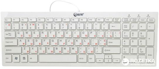 Клавиатура проводная ExtraDigital ED-K101 USB (KUS7108) от Rozetka