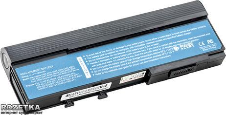 Аккумулятор PowerPlant BTP-ANJ1, ARJ1 для Acer Aspire 5550 Black (11.1V/7800mAh/9 Cells) (NB00000213) от Rozetka