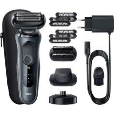 Электробритва BRAUN Series 6 60-N4820cs Black от Foxtrot