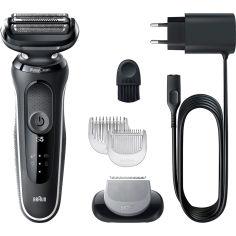 Электробритва BRAUN Series 5 50-W1600s Black/White от Foxtrot