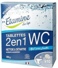 Таблетки для унитаза Etamine du Lys 2в1 10 шт (3538395115001) от Rozetka
