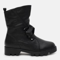 Сапоги Lapsi 5518-1637 34 Черные от Rozetka