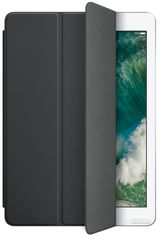 Акция на Обложка Apple Smart Cover для Apple iPad 1822/1823 Charcoal Grey (MQ4L2ZM/A) от Rozetka