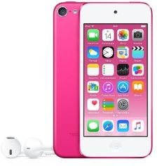 Apple iPod touch 6Gen 128GB Pink (MKWK2) от Stylus