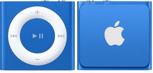 Apple iPod shuffle 5Gen 2GB Blue (MD775/MKME2) от Stylus