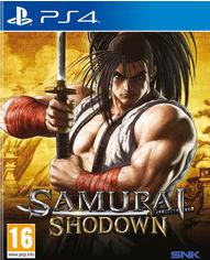 Акция на Игра Samurai Shodown для PS4 (Blu-ray диск, Russian version) от Rozetka