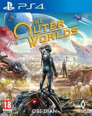 Акция на Игра The Outer Worlds для Xbox One (Blu-ray диск, Russian subtitles) от Rozetka