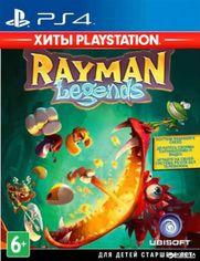 Акция на Игра Rayman Legends - Хиты PlayStation для PS4 (Blu-ray диск, Russian version) от Rozetka