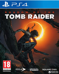 Акция на Игра Shadow of the Tomb Raider для PS4 (Blu-ray диск, Russian version) от Rozetka