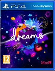 Акция на Игра Dreams для PS4 (Blu-ray диск, Russian version) от Rozetka