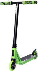 Самокат трюковый Hipe H7 Black/Green (800018) от Rozetka