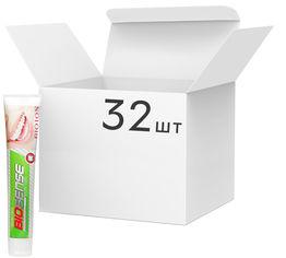 Акция на Упаковка зубной пасты Bioton cosmetics Double Fresh 50 мл х 32 шт (4820026152769) от Rozetka