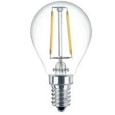 Лампа светодиодная декоративная Philips LED Fila ND E14 2.3-25W 2700K 230V P45 1CT APR от MOYO