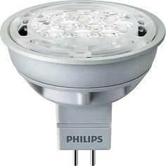 Лампа светодиодная Philips LED MR16 5-50W 6500K 24D Essential от MOYO