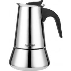 Гейзерная кофеварка MAXMARK 240 мл (MK-SV104) от Foxtrot