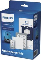 Акция на Комплект одноразовых мешков Philips FC8074/01 от Stylus