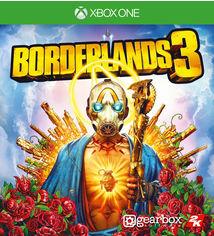 Акция на Игра Borderlands 3 для Xbox One (Blu-ray диск, Russian subtitles) от Rozetka