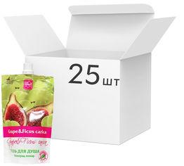 Упаковка геля для душа Bioton Cosmetics Виноград инжир 170 мл х 25 шт (4820026152967) от Rozetka