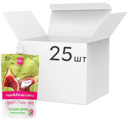 Акция на Упаковка геля для душа Bioton Cosmetics Виноград инжир 170 мл х 25 шт (4820026152967) от Rozetka