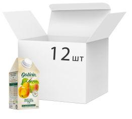 Акция на Упаковка сока Galicia Яблочно-грушевый прямого отжима неосветленный 0.5 л х 12 шт (4820151001642_4820209560978_4820151001635) от Rozetka
