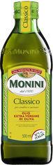 Акция на Оливковое масло Monini Extra Vergine Classico 500 мл (80053828) от Rozetka