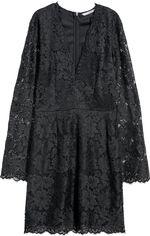 Платье H&M 5463356 40 Черное (hm06004125293) от Rozetka