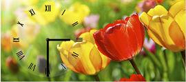 Акция на Настенные часы ART-LIFE COLLECTION W-S-2045-C01-00004-T от Rozetka