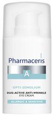 Акция на Крем против морщин под глаза двойного действия Pharmaceris A Opti-Sensilium 15 мл (5900717164314) от Rozetka