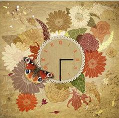 Акция на Настенные часы ART-LIFE COLLECTION W-S-4545-C01-00016-T от Rozetka