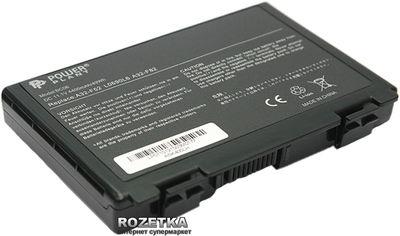 Аккумулятор PowerPlant A32-F82, ASK400LH для ASUS F82 (11.1V/4400mAh/6Cells) (NB00000283) от Rozetka