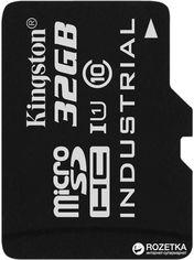 Kingston MicroSDHC 32GB Class 10 UHS-I (SDCIT/32GBSP) от Rozetka
