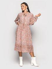 Платье Larionoff Polina 42 Розовое (Lari2000405621617) от Rozetka