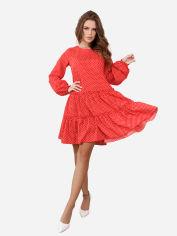 Платье ISSA PLUS 12179 L Красное (issa2000482911892) от Rozetka